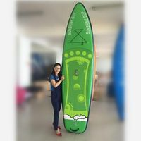 Wholesale CE Certification High Quanlity 10'6 stand up paddle board inflatable / SUP boards inflatable / inflatable paddle board