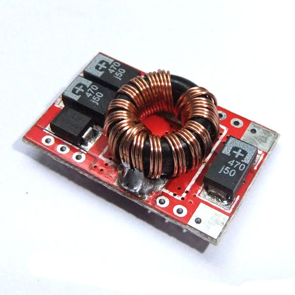 Power Supply Module DC 3~5V to 5V 3A Boost Power Converter/Voltage Regulator DC 5V Adapter/Driver Module цена