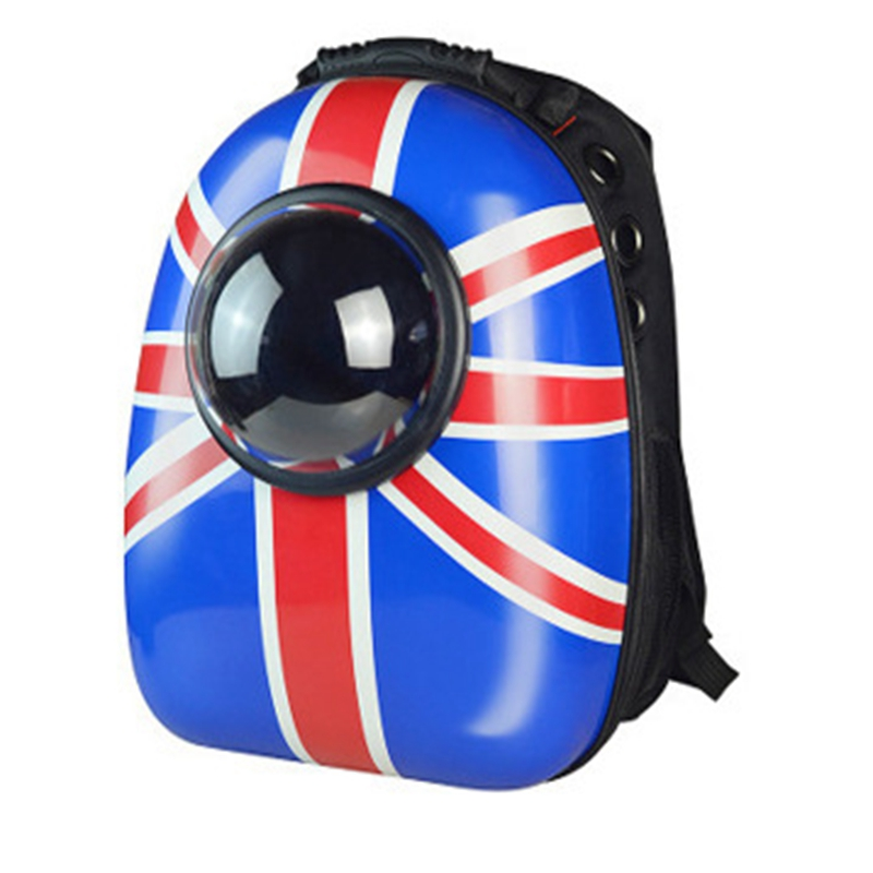 Cool Pet Products Outerdoor Dog Carriers Portable Pet Space Backpacks Breathable Bag For Small Cats And Dogs Fashion Pet Bag in Dog Carriers from Home Garden