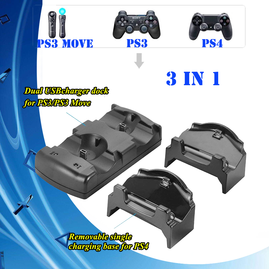 7204ae0e top 10 most popular dock station for ps3 ideas and get free shipping ...