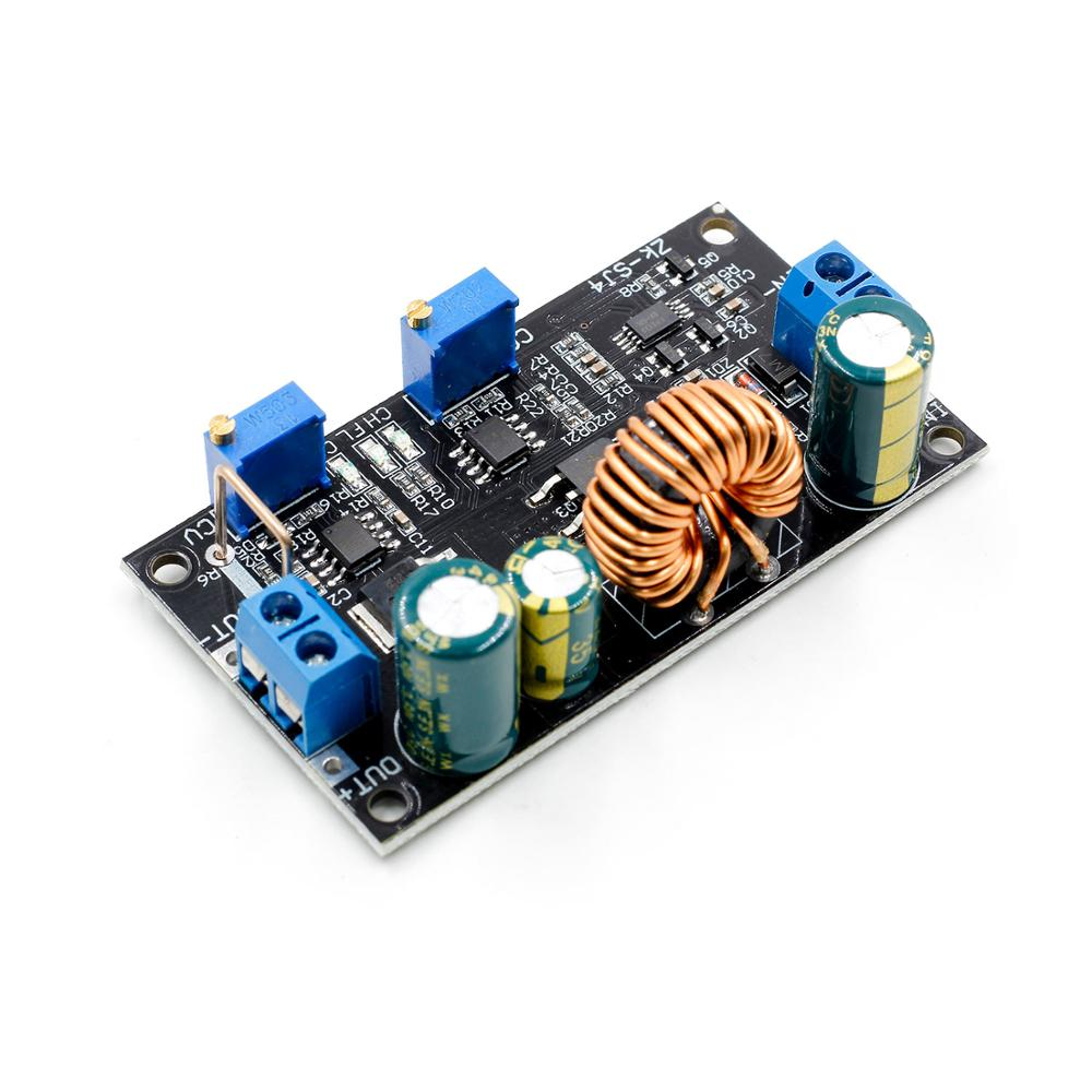 Image 3 - 4.8 30V Solar Charger Charging Controller DC DC Voltage Adjustable Step Up and Down Automatic Boost/Buck Converter Power Module-in Integrated Circuits from Electronic Components & Supplies