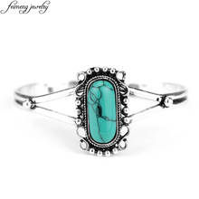 feimeng jewelry Popular Movie Twilight Charm Bangle Bella Vintage Silver Plated Natural Bracelets For Women Fashion Accessory