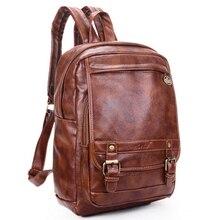 2017 Новых Прибытия женщин повседневная daypacks кожа рюкзак женщины старинные леди плечо сумка школьные сумки мода BP00021