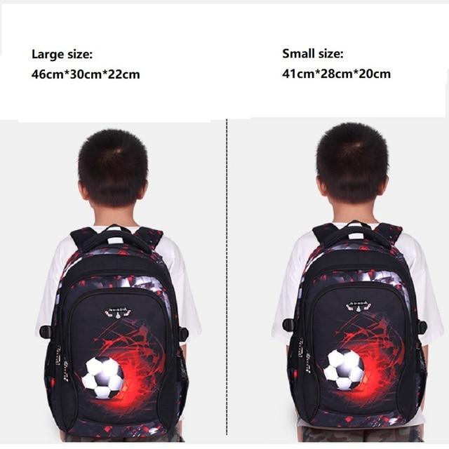 Edison σχολικό backpack για αγόρι