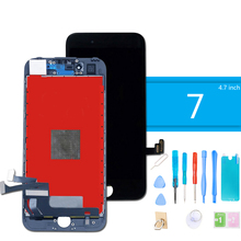 for iPhone 7 LCD Display 3D Touch Screen Digitizer Assembly for iPhone 7 Screen Replacement With Repair Tools No Dead Pixel