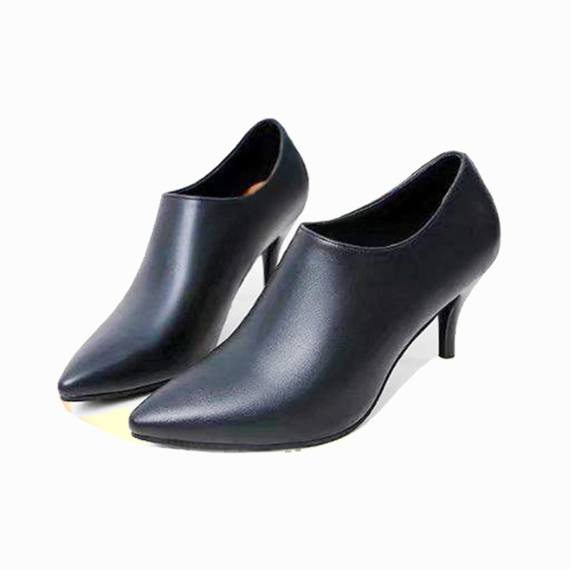 Anime Houseki no Kuni Gems Antarcticite High Heel Cosplay Shoes Custom Made!AS