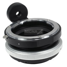 AI-NEX Tilt lens adapter ring with mount for AI f to NEX 5T 3N NEX-6 5R F3 NEX7 EA50 FS700 A7 A7s A7R A7II A5100 A6000 camera