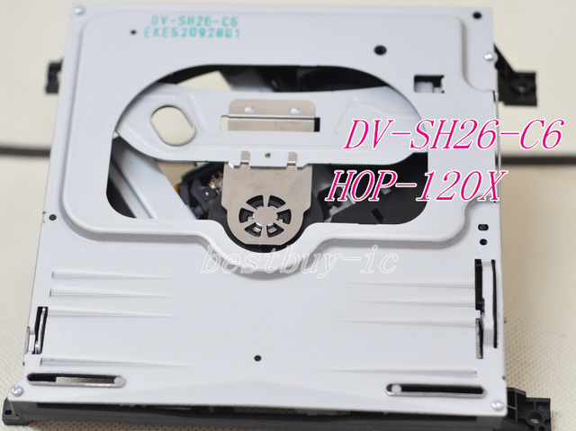 120X  DVD optical pick up mechanism HOP-120X /12X HOP-120X laser head DV-SH26-C6