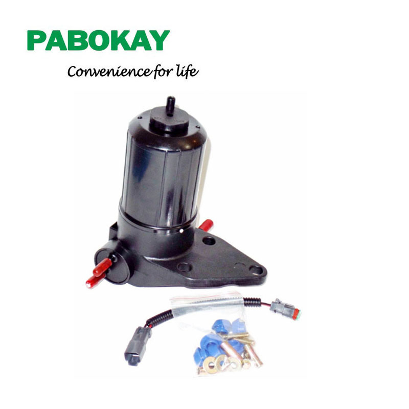 Pompe de levage de pompe d'amorçage de carburant pour Pkins, JCB & Massey Ferguson, ULPK0040