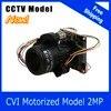 HDCVI Camera 1080P 2 8 12mm Motorized Zoom Auto Focal Lens Dahua PTZ 2MP CCTV Camera