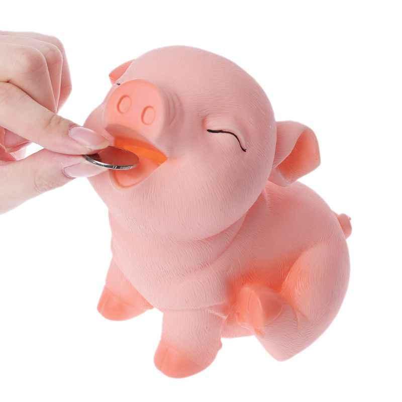 Pig Coin Purse Felt Piggy Bank Piggy Bank Money Saving Unbreakable Piggy Bank
