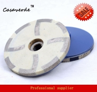 DC RCW30 D100mm 4 Inch Diamond Resin Filled Cup Wheels For Grinding Stone