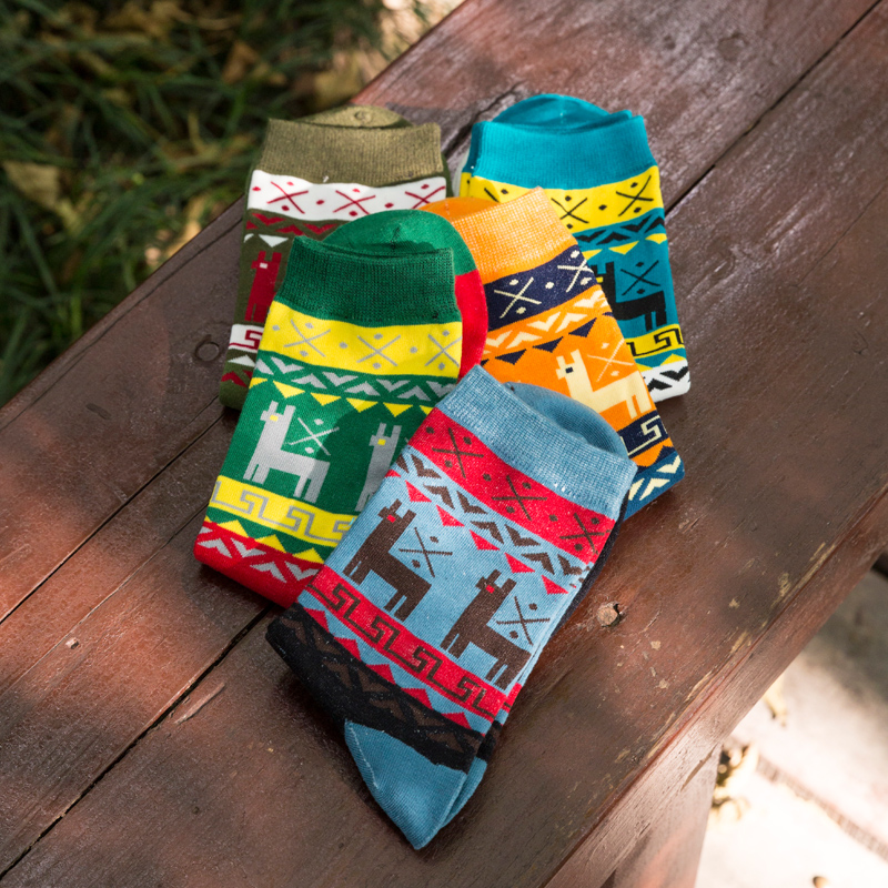 Man   Socks   man   socks   autumn winter   socks   fashion cartoon EUR39-44