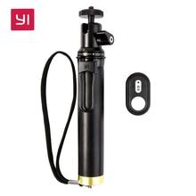 Yi remoter selfie vara e bluetooth para câmera de ação de esportes mini câmera celulares inteligentes yi yi oficial