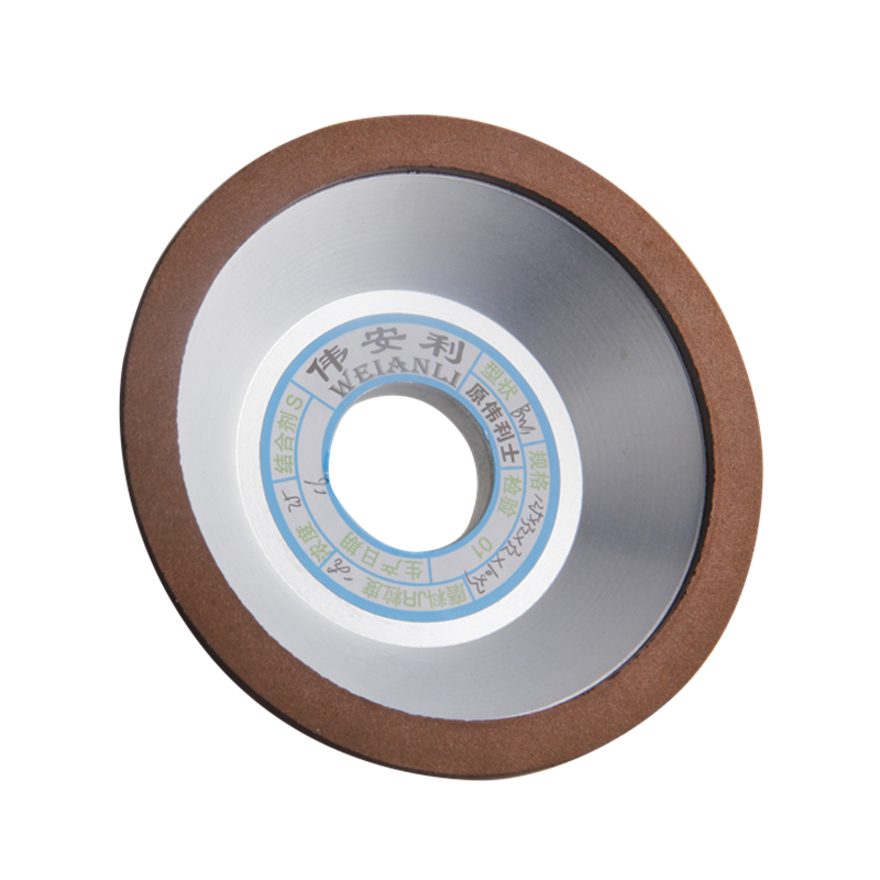 125mm Diamond Grinding Wheel 150/180/240/320 Grain Bowl Type Cutting Disc Milling Cutter Grinding Wheels Rotary Abrasive Tools jli 125mm 120 150 180 240 320 diamond grinding wheel cup grinding grain cutting saw blade disc bowl rotary abrasive tools