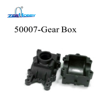 HSP RACING SPARE PARTS ACCESSORIES 50007 GEAR BOX FOR HSP 1/5 RC CARS