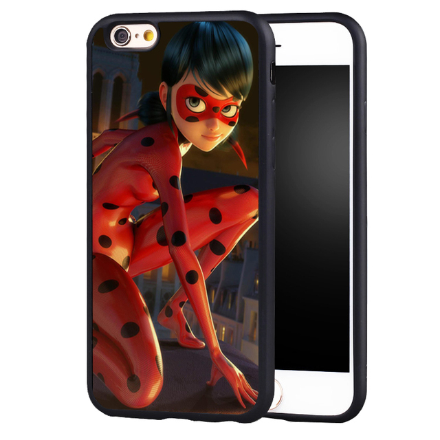 size 40 8f18a 4ad62 US $4.99 |miraculous ladybug Printed phone case cover for iPhone 5 5S SE  5C-in Fitted Cases from Cellphones & Telecommunications on Aliexpress.com |  ...