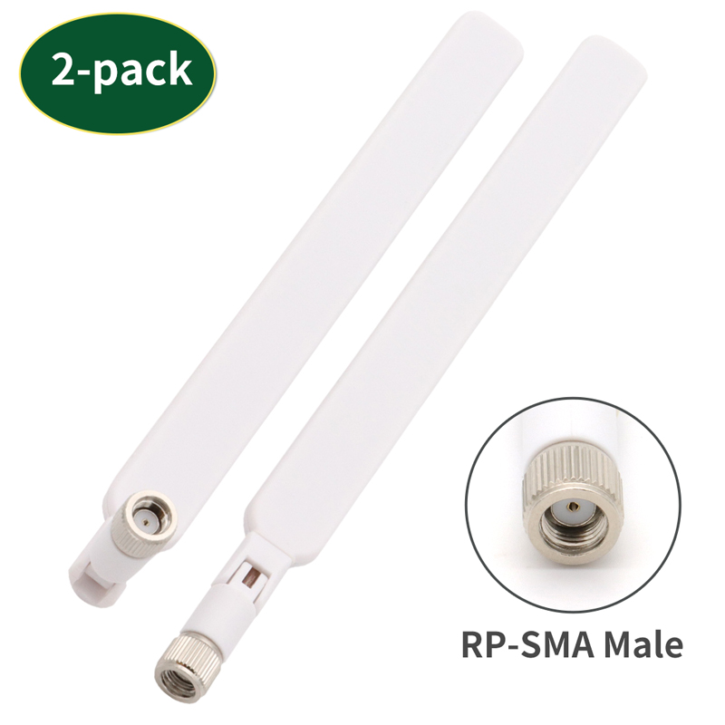 Image 4 - 2PCS 3G LTE 4G Antennas 5dBi SMA Male 700 2690mhz External WIFI Booster Router Antenna for Huawei B593 E5186 B315 B310 B880 B890-in Communications Antennas from Cellphones & Telecommunications