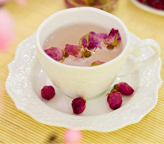 Health Care 16 new flower rose tea drink Pingyin rose grass tea