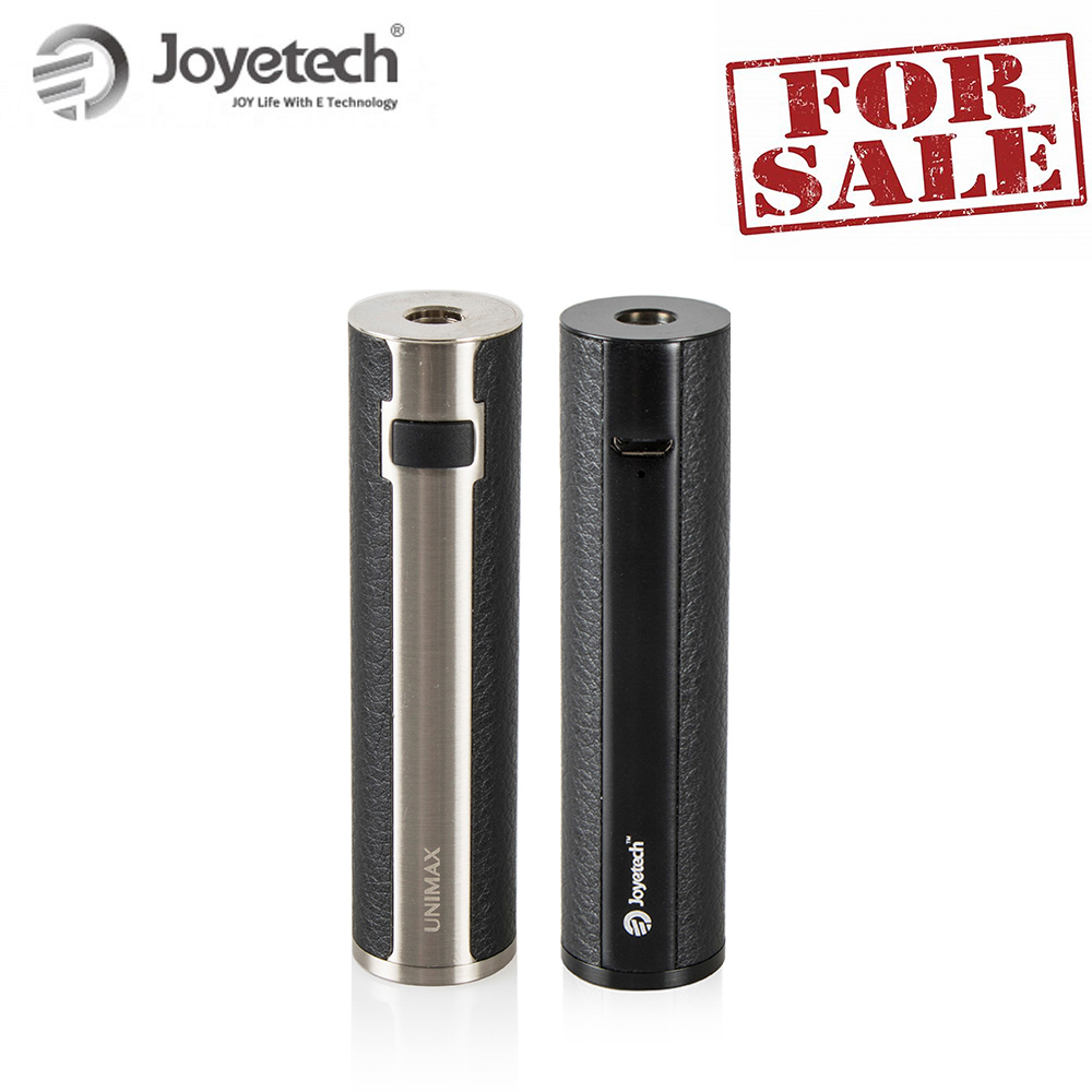 100% Original Joyetech Unimax 22 Unimax 25 batería construida en 2200/3000 mAh batería cigarrillo electrónico de 510 hilos