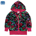 nova kids clothes girls winter jackets stars allover hot selling cartoon jackets baby clothes fashion children's jackets coats