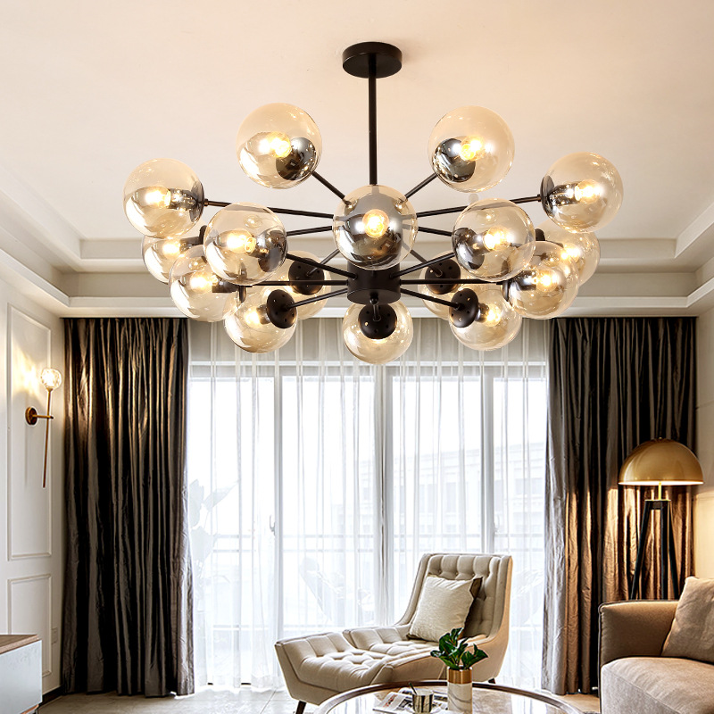 Ceiling Lights & Fans Flush Mount Ceiling Light Ceiling Lamps With Remote Control For Living Room Sitting Room Round Modern Lighting Lamparas Dero Jade White