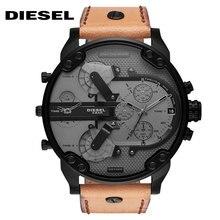 Diesel THEDADDIE серии Четыре часовых пояса Мужские часы DZ7406