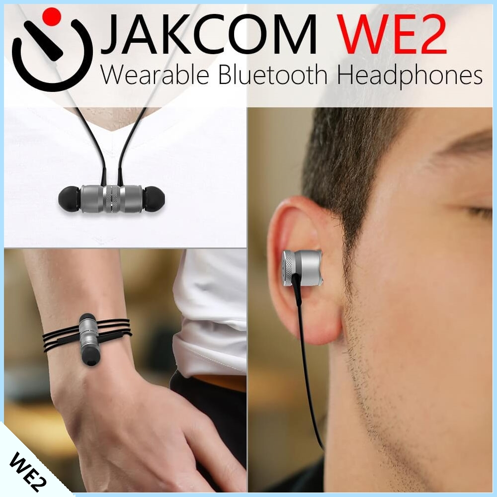 Jakcom WE2 Wearable Bluetooth Headphones New Product Of Smart Watches As Clock Camera Reloj Mujer Iwo 3