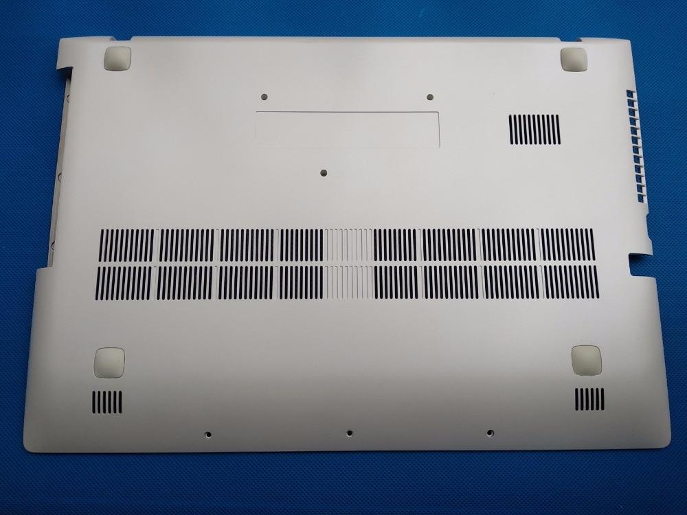 New Original Lenovo Ideapad Z510 Bottom Base Cover Lower Case AP0T2000110 White цена и фото