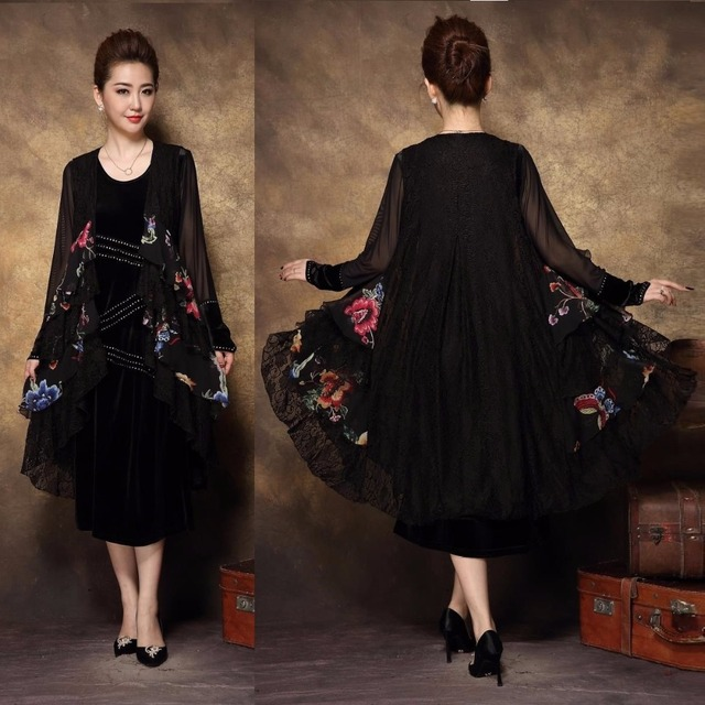 Tunic style dress for women