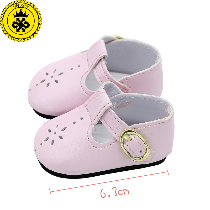 Baby-Born-Doll-Shoes-Pink-Leather-Shoes-Fit-43cm-Zapf-Baby-Born-Doll-Accessories-Girl-Gift-xie576-1