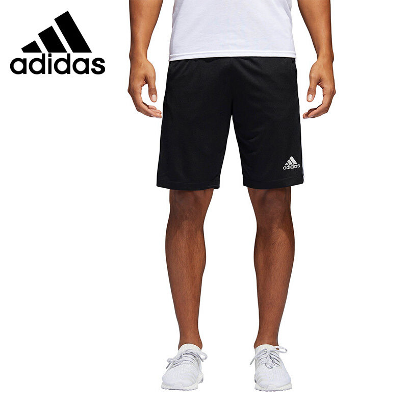 Original New Arrival Adidas Performance D2M 3S SHORT Men s T shirts short sleeve Sportswear