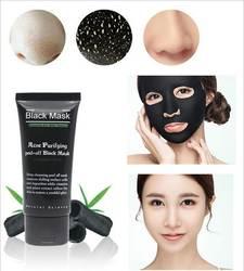 Черноголовых очищающая для лица глубокие маски Очищающая шелушиться черная нуд Facail черная маска для лица