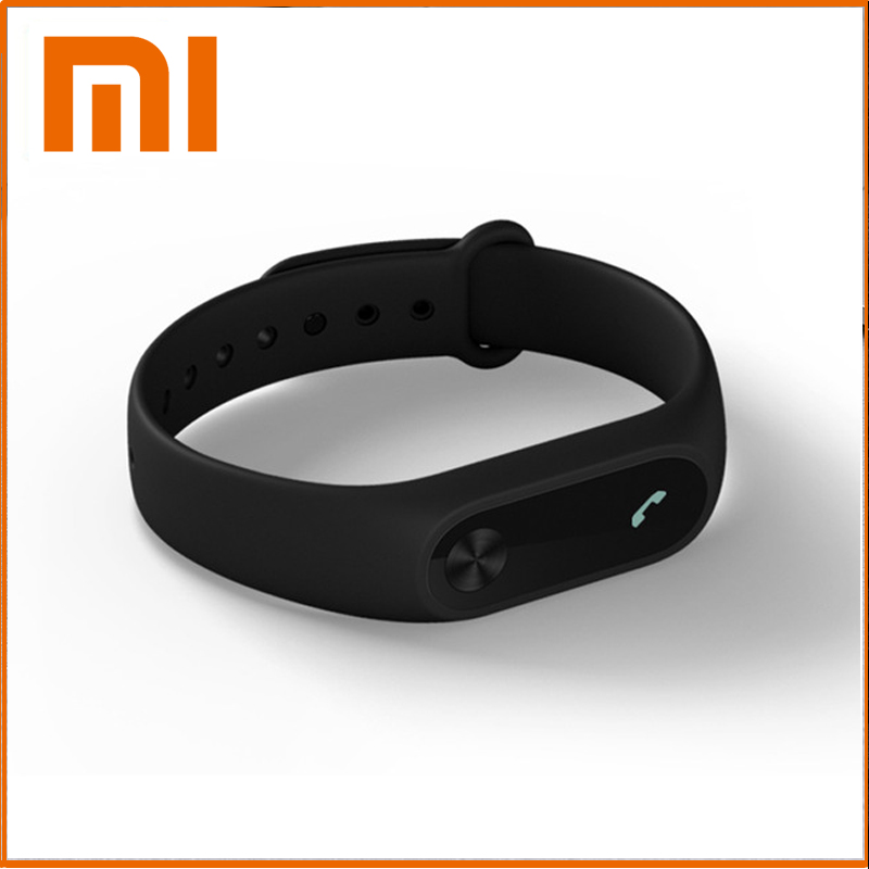 Original Xiaomi Mi Band 2 Smart Bracelet OLED Touchpad Sleep Monitor Heart Rate IP67 Waterproof For Android IOS Phones