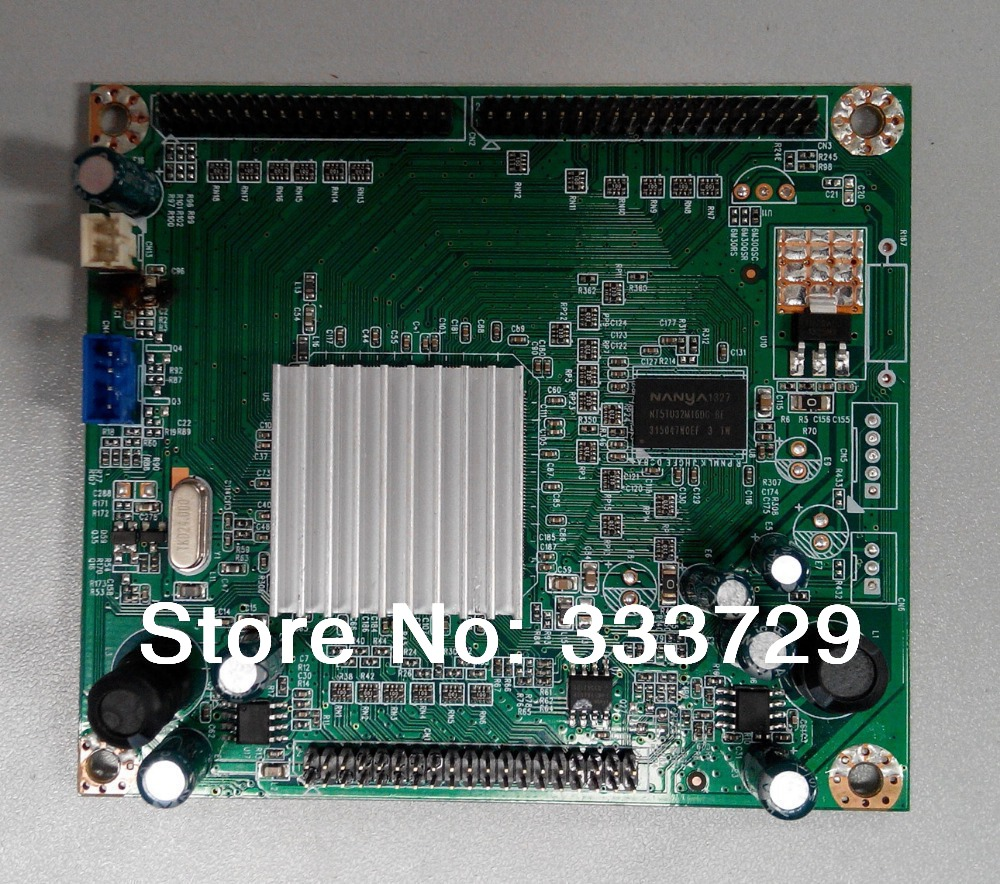 6m30 double frame rate 120hz 3D driver LVDS controller board