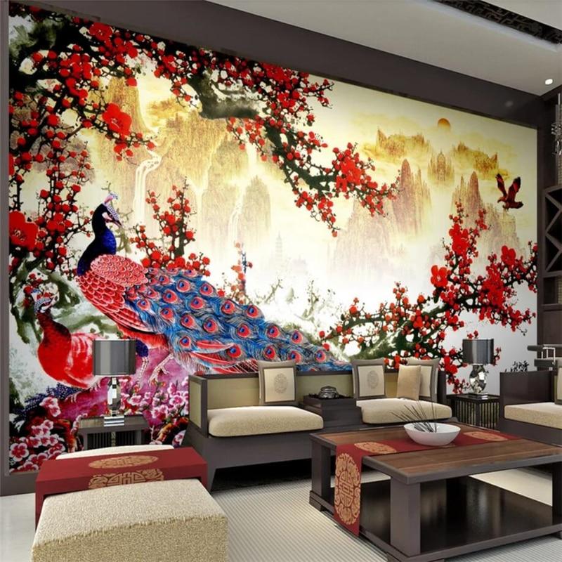 Beibehang Custom Wallpaper Home Decor Living Room Bedroom: Beibehang Custom 3d Wallpaper Murals Home Decor Living