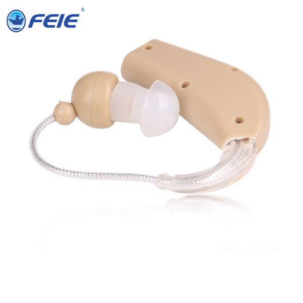 Audiphone Clear hearing aid rechargeable Hear Loud Sound Amplifier for the Hearing Loss Ears S-108 2017 discounted