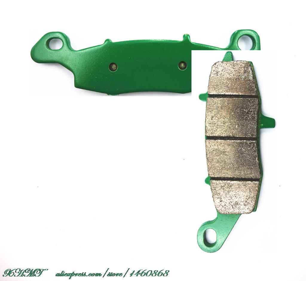 Brake Pads For Suzuki Tr50 Tr 50 Street Magic (98-00) Uc150 Uc 150 Epicuro (98-00) Ue125 Ue 125 (98-00) Ug 110 Hokuto (00-04)