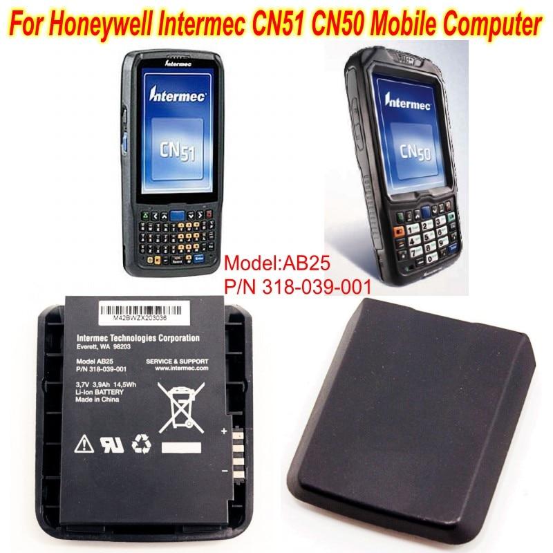 AB25 4600mAh//17.02Wh AB24 318-039-001 New Battery For Intermec 318-038-001