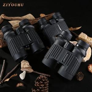 Image 5 - New Arrival Hunting Binoculars Professional Waterproof HD 8x42 10x42 Binocular Telescope Powerful Bak4 LLL Night Vision ZIYOUHU