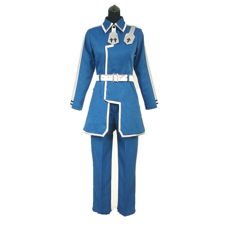 Anime Sword Art Online SAO Alicization Eugeo Cosplay Costume