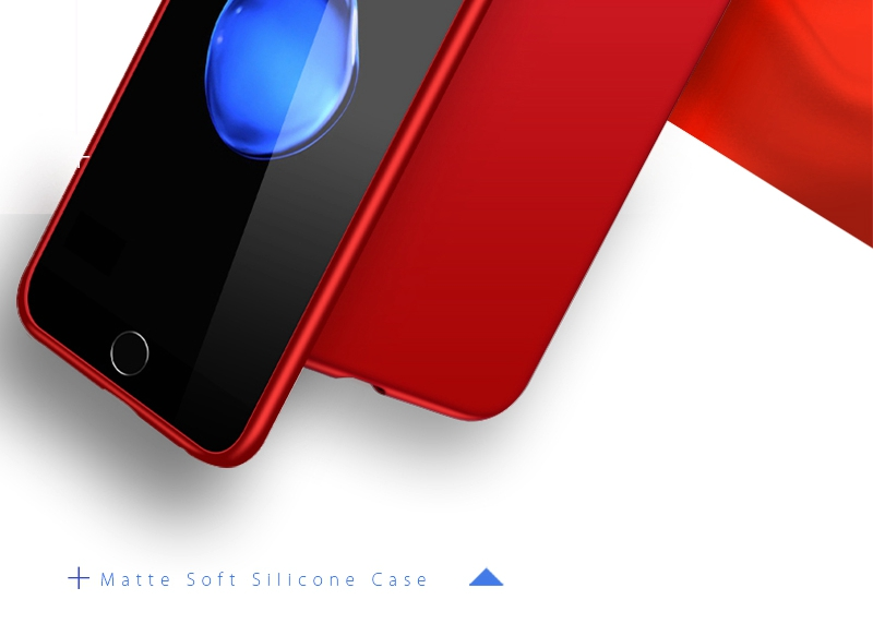 Artisome Soft TPU Matte Cases For iPhone 8 7 6 6S Plus X Case Silicone Luxury Full Cover For iPhone 6 6S 7 8 Plus X Cases Coque  (4)