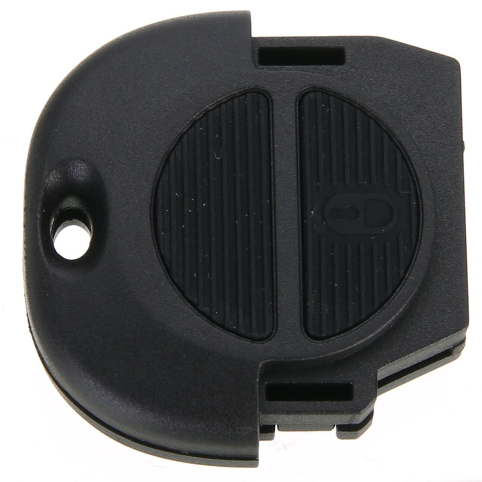 Mayitr 1pc 2 Buttons Remote Key Fob Shell Case For Nissan Almera Central Locking Wiring Diagram Plastic Car Micra X