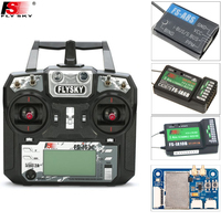 Original Flysky FS I6X 10CH 2 4GHz AFHDS 2A RC Transmitter FS IA6B FS IA10B FS