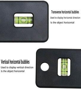 Image 4 - Caja de nivel Digital de 100/150/200mm medidor de ángulo electrónico buscador del ángulo del transportador Indicador de biselado con Base magnética
