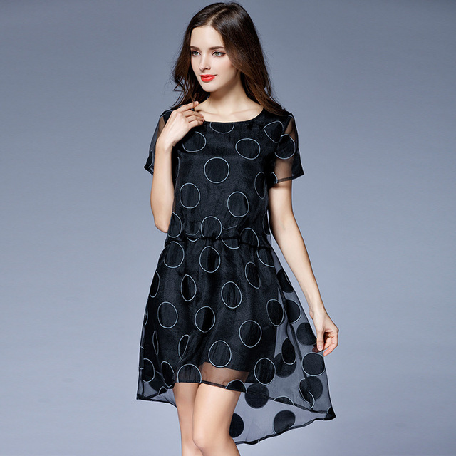 aliexpress : buy 2017 new women casual summer dresses european