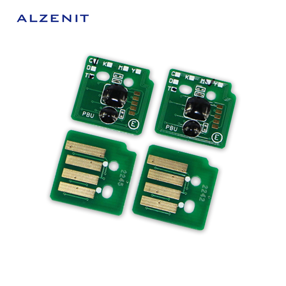 4Pcs ALZENIT For Xerox SC 2020 OEM New Drum Count Chip Black Color Printer Parts On Sale  недорого