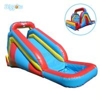 Inflatable Water Pool Slide Inflatable Slide Pool Backyard Inflatable Water Slide