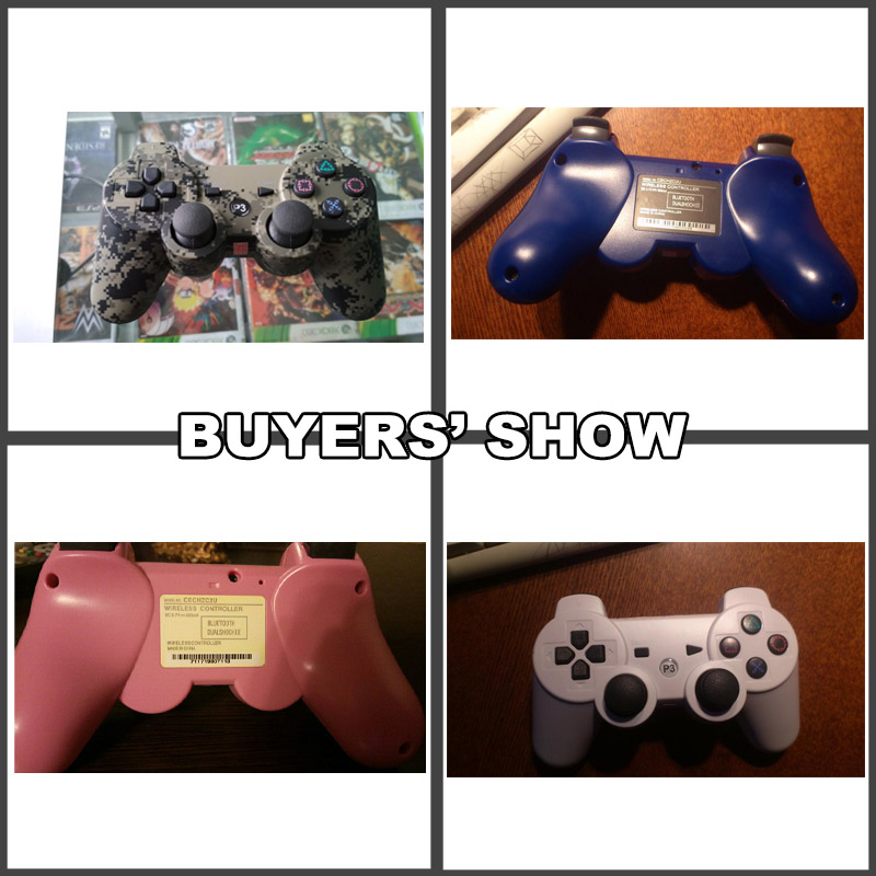 Per Sony PS3 Controller Gamepad Dual Vibration Bluetooth wireless per - Giochi e accessori - Fotografia 4