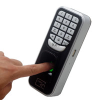Keypad Biometric Support 500finger and 1000Card Biometric Hand Reader Time Entry Door Access Fingerprint Card Access Attendance